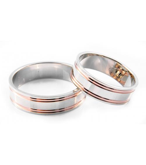 Obrączki ślubne złote [OB-029]