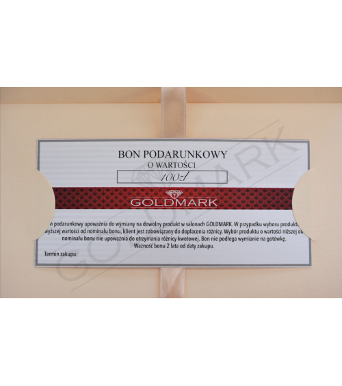 Bon Podarunkowy o wartości 1000 zł [B-1000]
